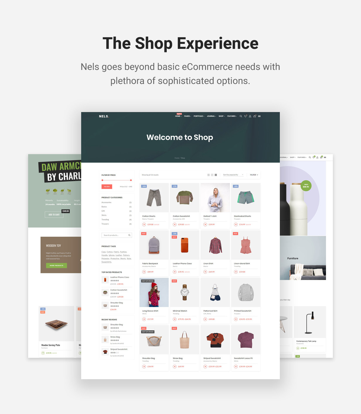Nels - An Exquisite eCommerce WordPress Theme - 4